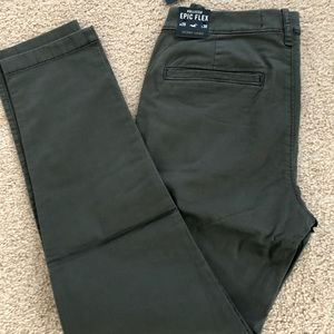 Epic fit skinny chino Hollister size 29x30